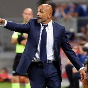 """Inter, Spalletti: """"Con la Spal è già check in per l'Europa"""""""