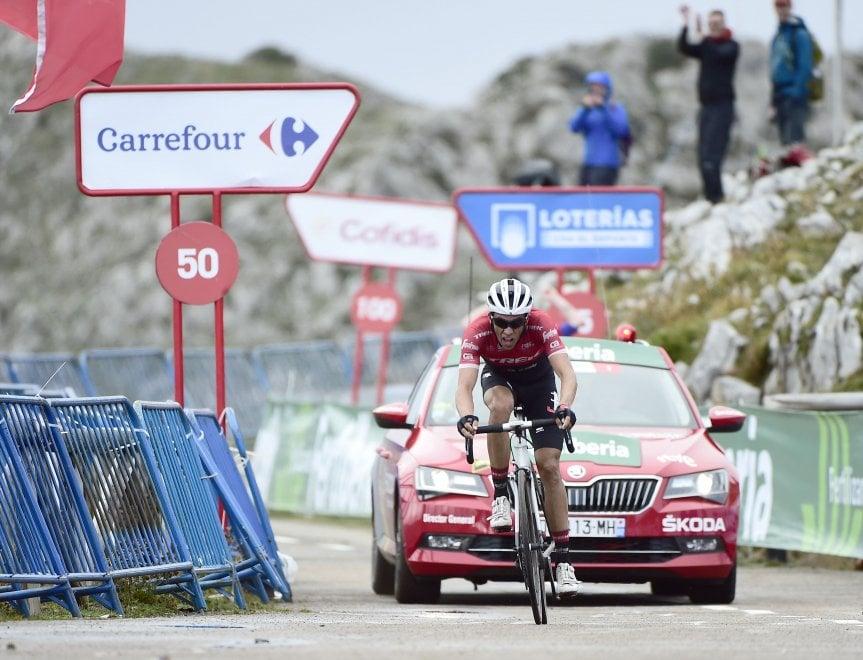 L'ultima impresa di Contador, trionfo sull'Angliru alla Vuelta