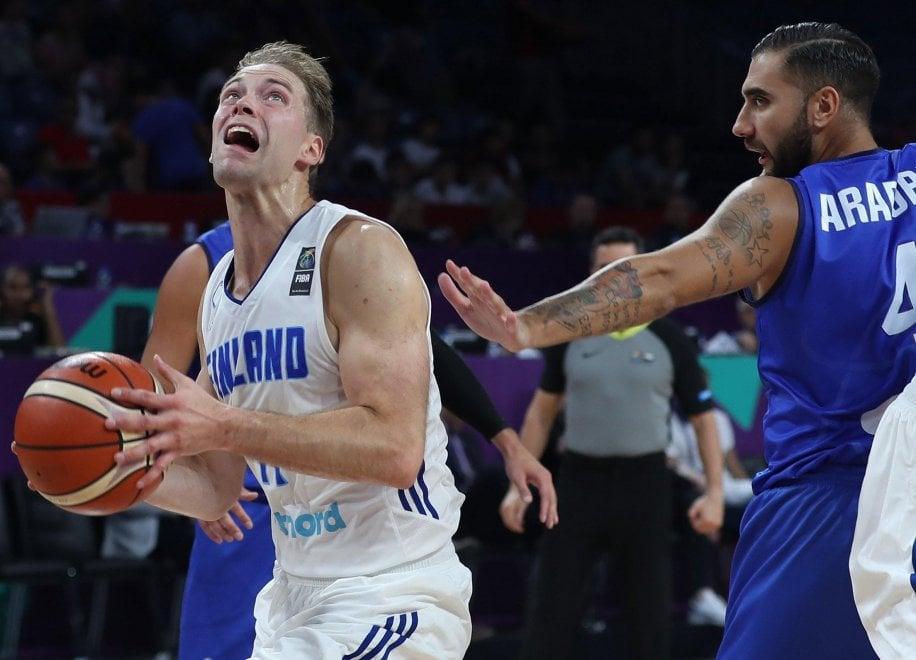 Basket, Europei: Italia-Finlandia, il film della partita