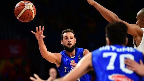 Basket, Europei: l'Italia non sbaglia, batte la Finlandia e vola ai quarti