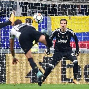 Le pagelle di Juventus-Chievo: Szczesny, debutto sicuro. Radovanovic, regia ok
