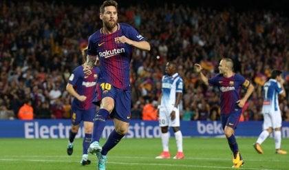 Spagna, il Real stecca ancora: pari col Levante. Il Barça ne fa 5 e allunga