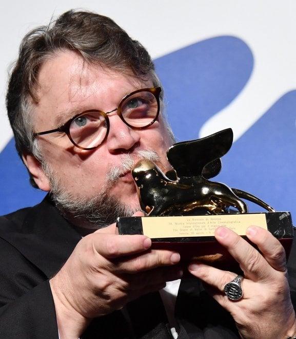 Guillermo Del Toro, Leone d'oro per 'The shape of water'
