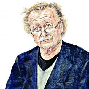 """Peter Sloterdijk: """"Non esistono veri maestri. Sono stato troppo indipendente per aderire a una scuola"""""""