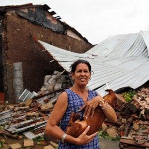 Irma, Haiti e Repubblica Dominicana in ginocchio: l'appello di Oxfam