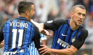 Inter-Spal 2-0, Icardi e Perisic firmano la terza vittoria di fila