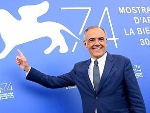 """Venezia 74, parla Barbera: """"In una fase di crisi del cinema in sala, il Leone a del Toro fa bene"""""""