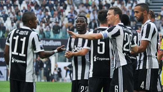 Juventus, verso il Barça col pieno di fiducia. Barzagli: ''Un avvio così serviva''