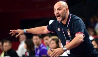 Basket, Europei; la Serbia sulla strada dell'Italia. Djordjevic: ''Rispetto ma nessuna paura''