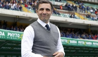 """Verona, Pecchia: """"Sconfitta pesante, colpa mia"""""""
