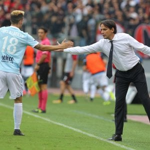 """Lazio, Inzaghi: """"Bravi, partita di sacrificio"""""""
