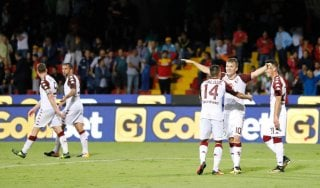 Benevento-Torino 0-1: decide Iago Falque al 93'