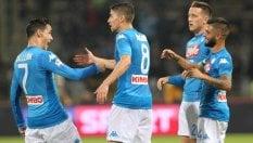 · Napoli passa a Bologna: 0-3· Immobile affonda il Milan: 4-1· Tris Inter: battuta la Spal 2-0