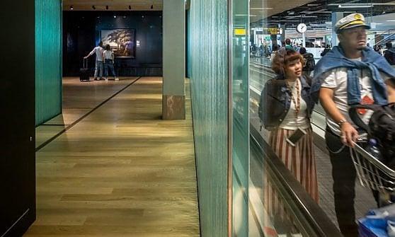 Amsterdam, se l'aeroporto è un museo: nuova vita per il Rijks a un passo dai gate