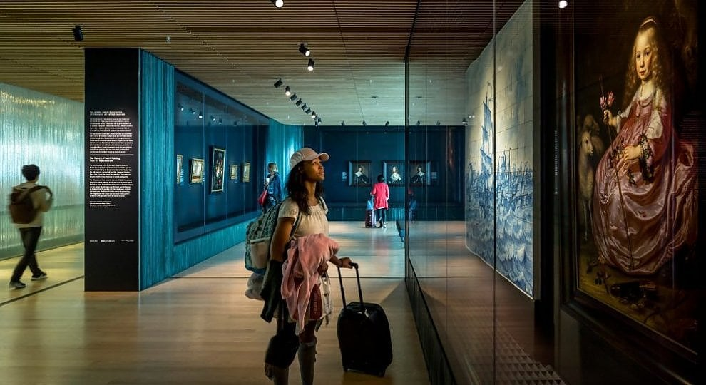 Schiphol, museo raddoppia