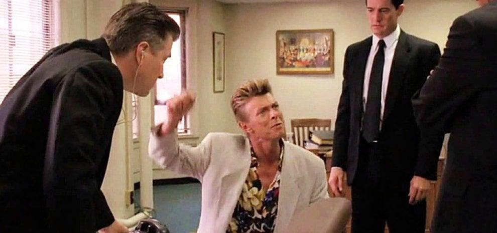 David Bowie, il cantante aveva approvato il cameo per 'Twin Peaks: The Return'