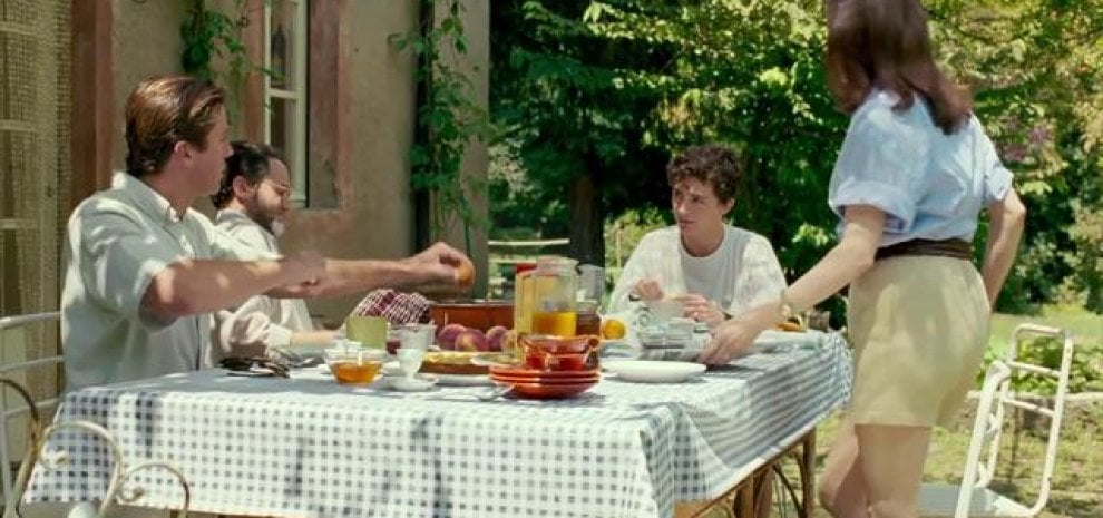 Toronto, 'Call me by your name': Guadagnino racconta l'estate di Elio e Oliver
