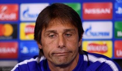 Chelsea, Conte vola basso:
