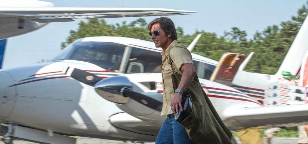 'American Made', Cruise è di nuovo ai comandi di un aereo aspettando 'Top Gun 2'
