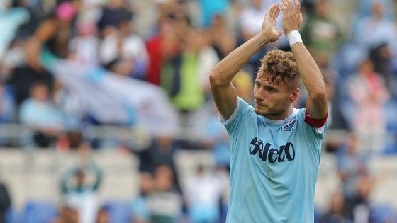 Lazio la rinascita di immobile un gol ogni 10 tocchi - Possesso di un immobile ...