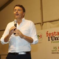 Renzi: dalle alluvioni a Bagnoli solo il Pd difende l'ambiente. Chi critica