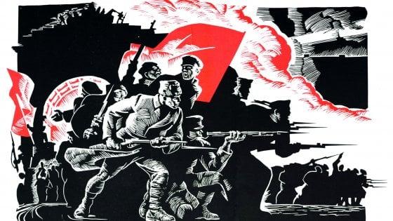 Trotzkij e Lenin, la lunga notte che cambiò la Russia