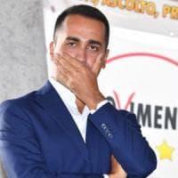 """Di Maio a Circo Massimo: """"Se gli iscritti vorranno, sarò candidato premier"""". Ma chiude al Carroccio"""