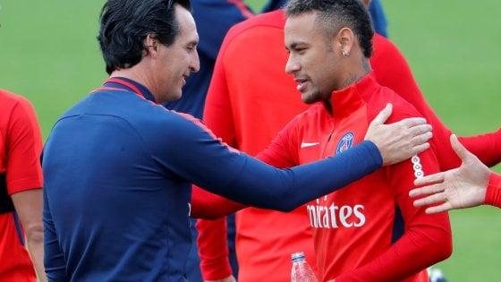 """Francia, Al-Khelaifi: """"Neymar e Mbappè un affare, Psg rispetta le regole"""""""