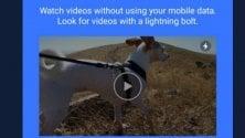 Instant Videos, il test:  clip da vedere senza consumare traffico dati