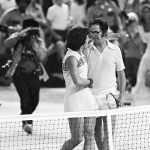 """Billie Jean King: """"Ora è uno sport globale ma io combatto ancora il dominio dei maschi"""""""