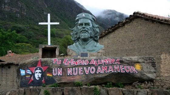 Sulla Ruta del Che, per l'anniversario della morte di Guevara