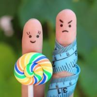La moglie è obesa? Il marito si ammala di diabete