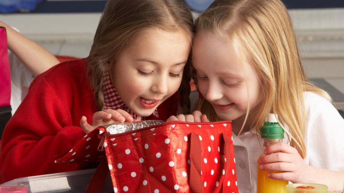 Pranzo Al Sacco Magro : Non solo panino idee sane per il pranzo a scuola dei bambini