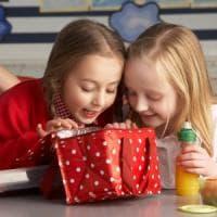 Non solo panino, idee sane per il pranzo a scuola dei bambini