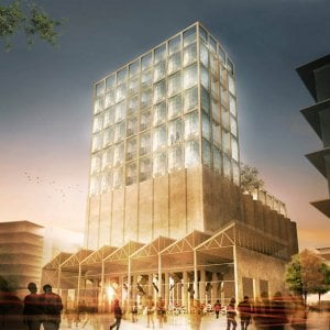 """E' la nostra Tate Modern"", apre il museo più grande d'Africa"