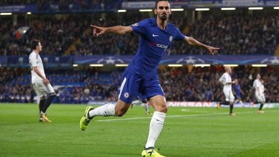 Champions: Chelsea e Psg a valanga, esordio vincente per United e Bayern