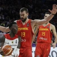 Basket, Europei: Spagna-Slovenia è la prima semifinale