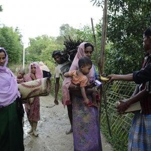 """Suu Kyi non va all'Onu. Appello del Bangladesh alla Birmania: """"Riprendete i 300mila profughi Rohingya"""""""