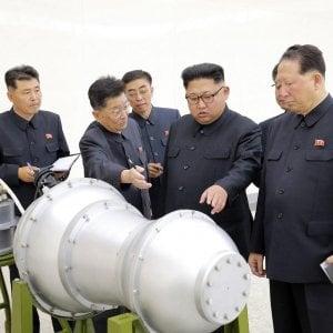 Il presidente nordcoreano Kim Jong Un