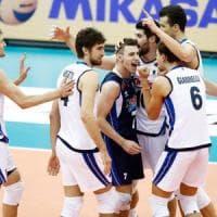 Volley, Grand Champions Cup: riscatto Italia, Brasile piegato al tie break