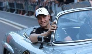F1, Bottas rinnova con la Mercedes. Wolff: ''Una sfida vinta''