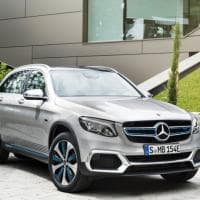 Mercedes-Benz GLC F-Cell Concept