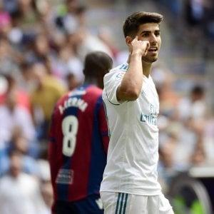 Real Madrid, forfait di Asensio in Champions: tutta colpa della ceretta