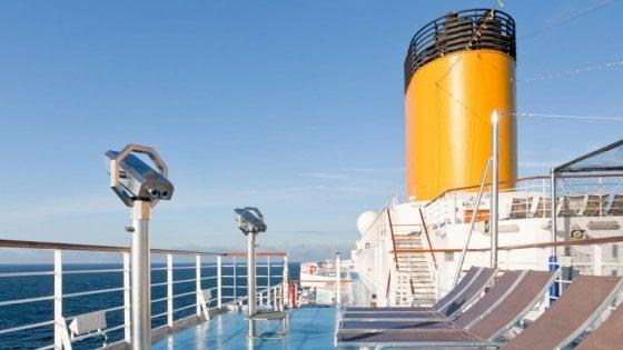 Finlandia, prima nave al mondo propulsa da gas liquido naturale