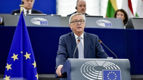 """Ue, Jean-Claude Juncker: """"L'Europa non è pronta contro i cyberattacchi"""""""