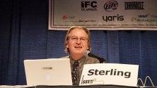 Bruce Sterling: ''E' il successo che frena l'innovazione di Apple''