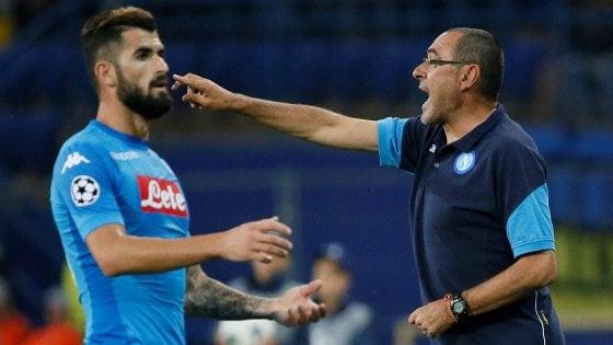 Troppi errori e turnover azzardato: tutte le spine del Napoli