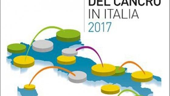 """""""I numeri del cancro in Italia nel 2017"""", la presentazione dei nuovi dati"""