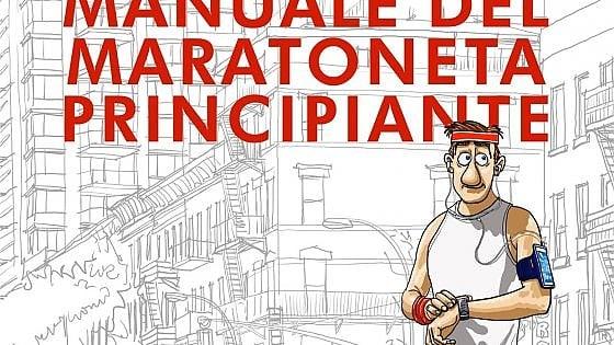 Tic, tormentoni e consigli: il fumetto che racconta la passione running