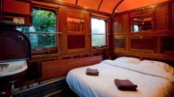 Avventure in vagon lit